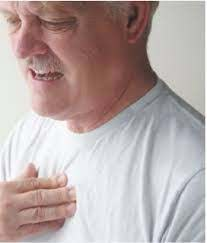 Where Is Neck Pain In Angina?